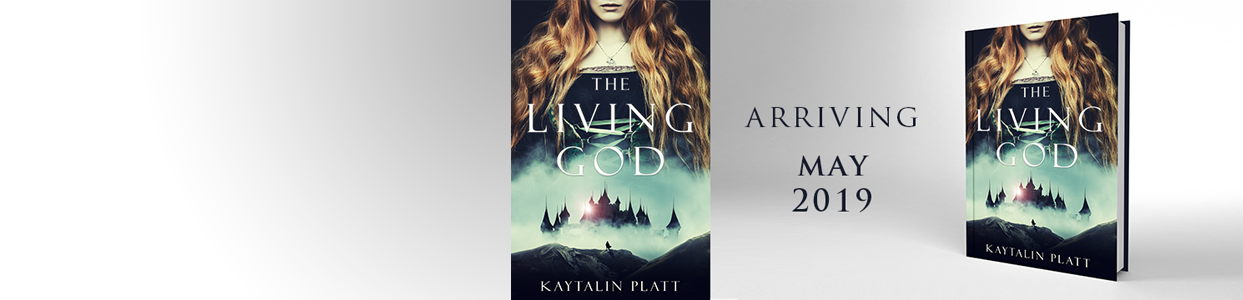 The Living God | Debut Novel