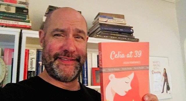 Author Interview: Jason Pomerance – Celia at 39
